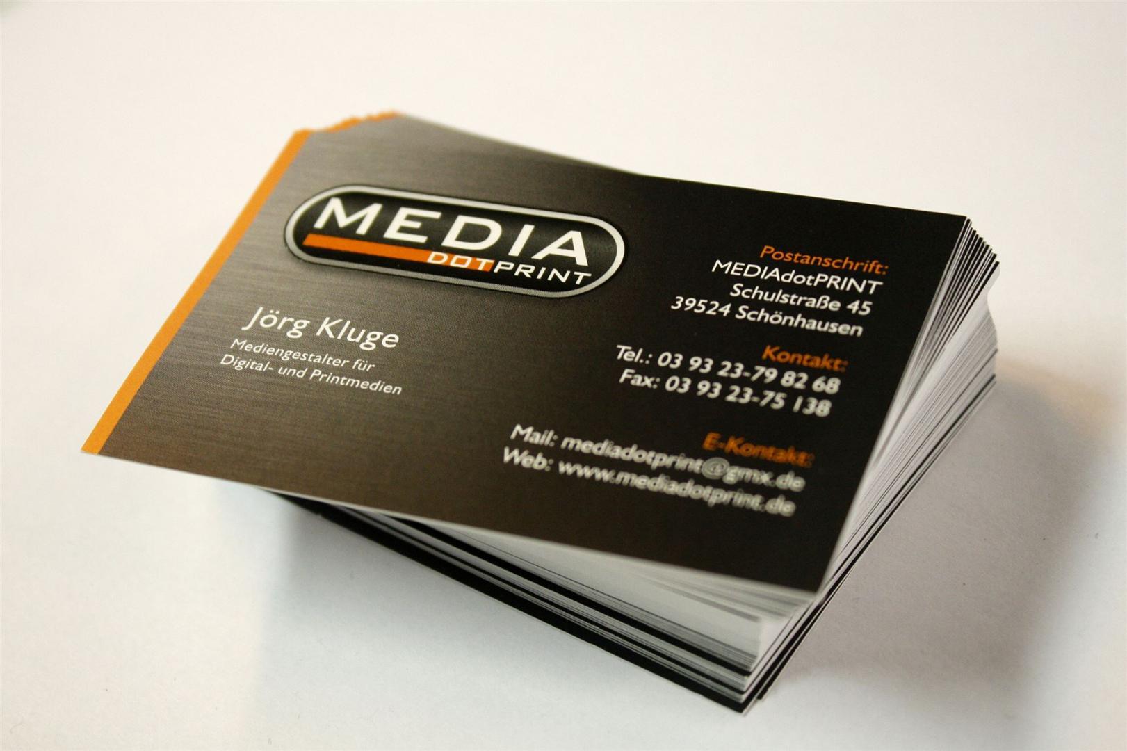 Werbeagentur Und Druckerei